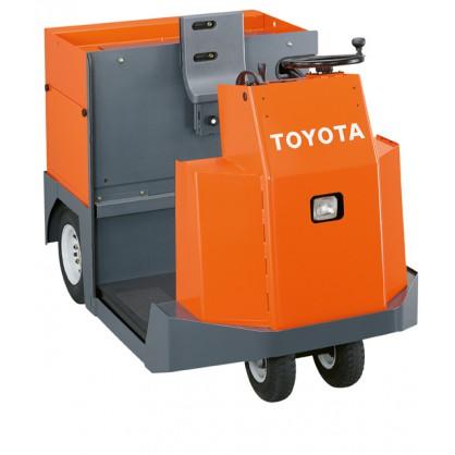 Wózek do holowania z miejscem stojącym dla operatora do intensywnych prac na krótkich dystansach