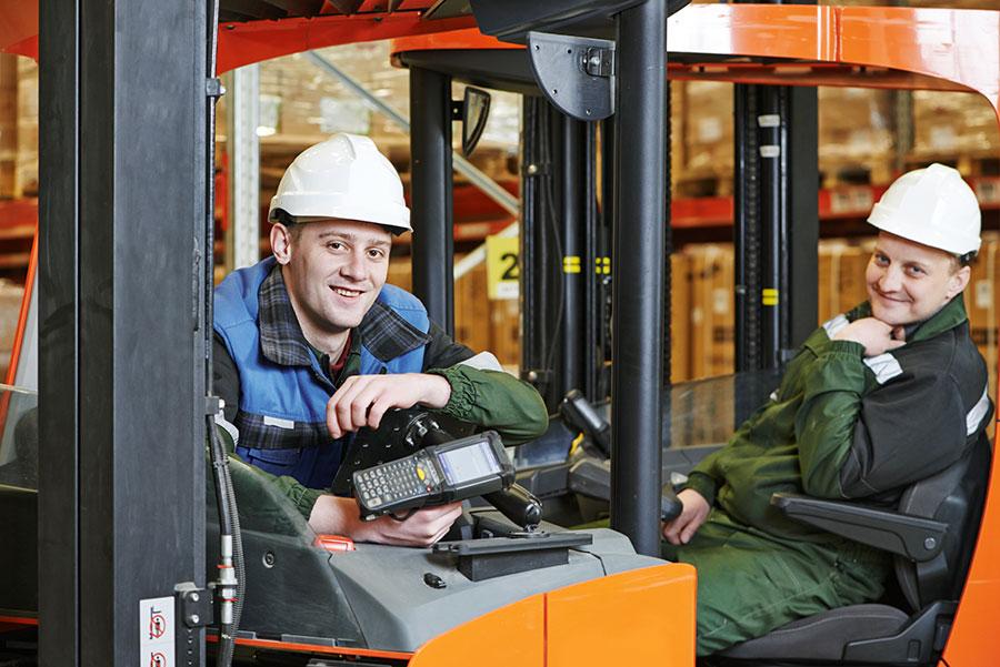 Kto może zostać operatorem wózka widłowego?