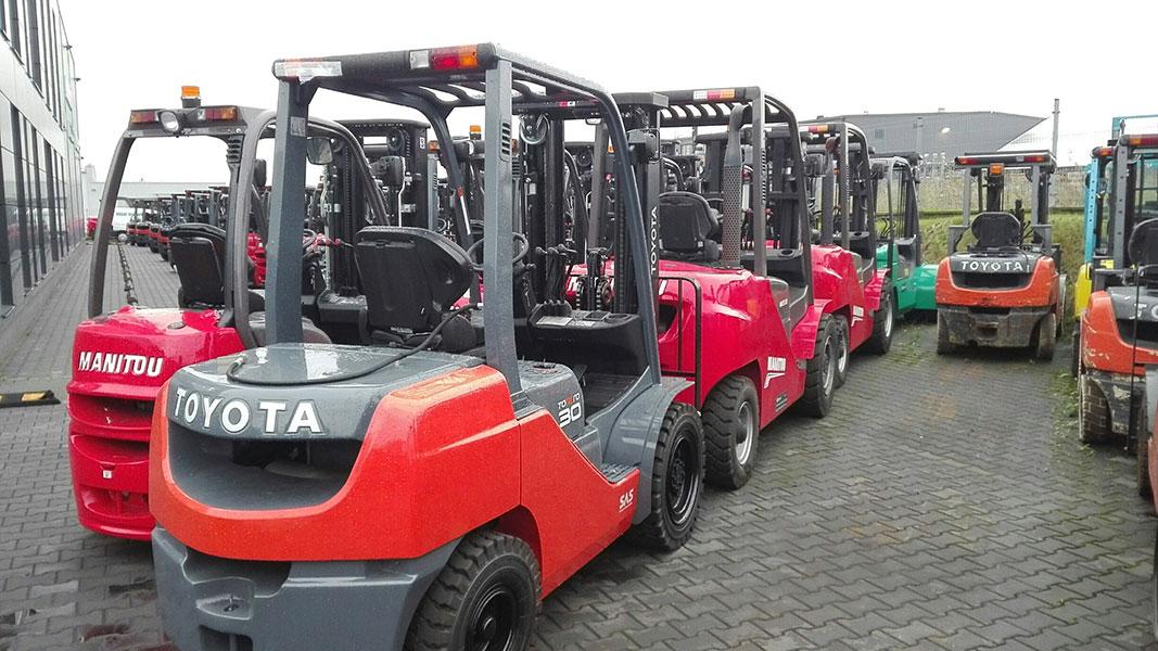 Przyszłość zawodu - operator wózków widłowych