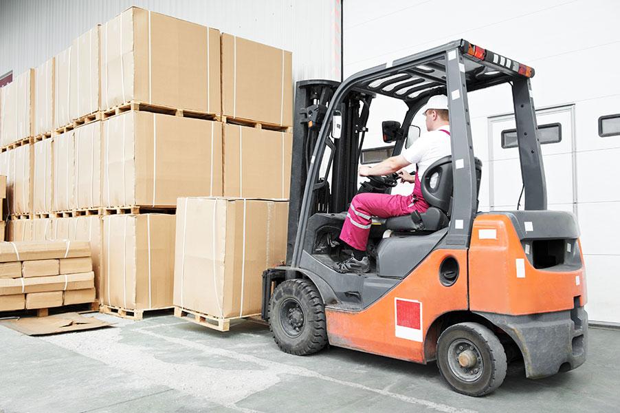 Wymagania stawiane operatorom wózków widłowych