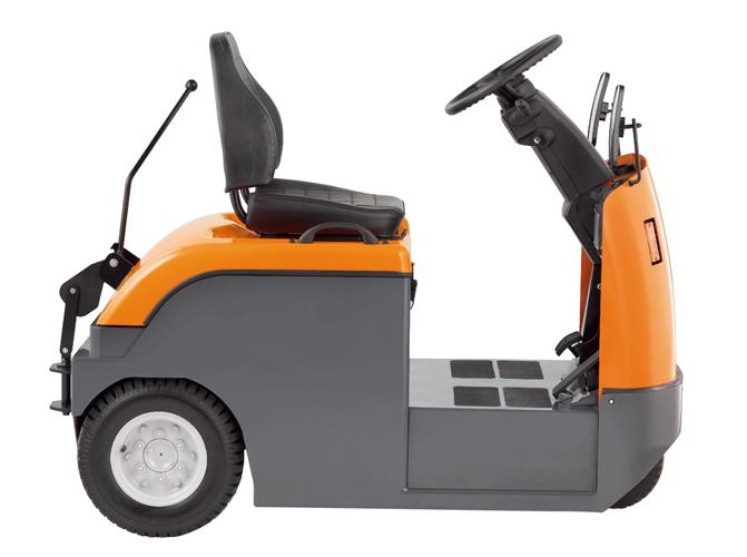 Wózki holownicze - BT Movit i Toyota Tracto