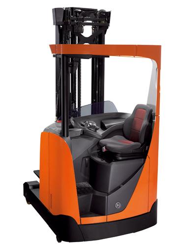 Wózki wysokiego składowania - BT Reflex