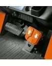 Elektryczne wózki z przeciwwagą do lekkich operacji w wąskich korytarzach